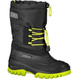 CMP Campagnolo Ahto WP Boots de neige Enfant, noir/jaune